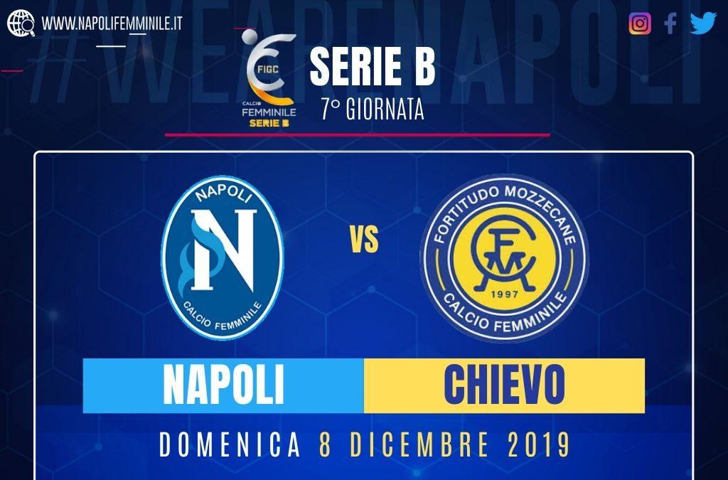Anteprima Napoli Femminile – Chievo