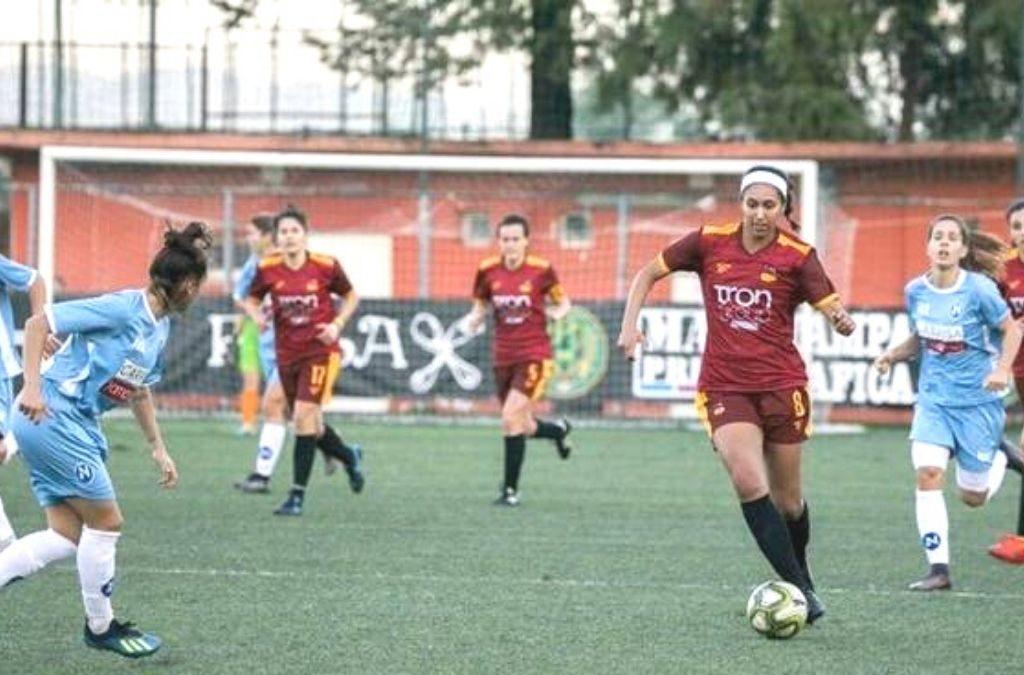 Roma CF -Napoli Femminile 3-0