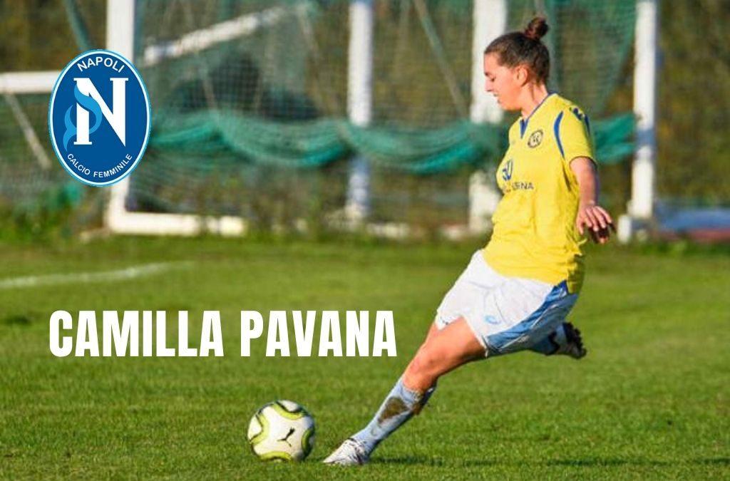 Benvenuta, Camilla Pavana!