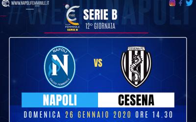 Anteprima Napoli Femminile – Cesena FC