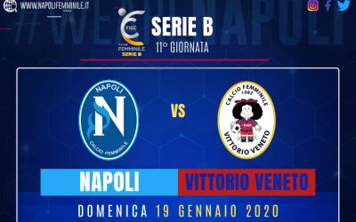 Anteprima Napoli Femminile – Vittorio Veneto