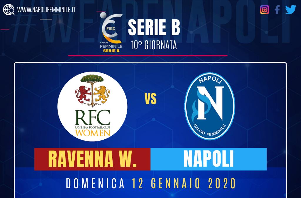 Anteprima Ravenna Women – Napoli Femminile