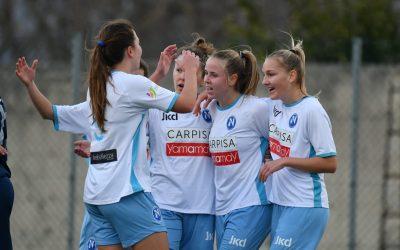 Napoli Femminile – Permac Vittorio Veneto 2-0