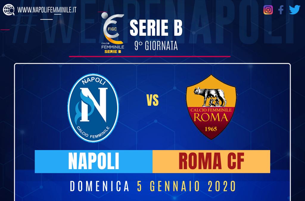 Anteprima Napoli Femminile – Roma Calcio Femminile