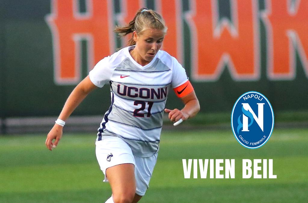 Benvenuta, Vivien Beil!