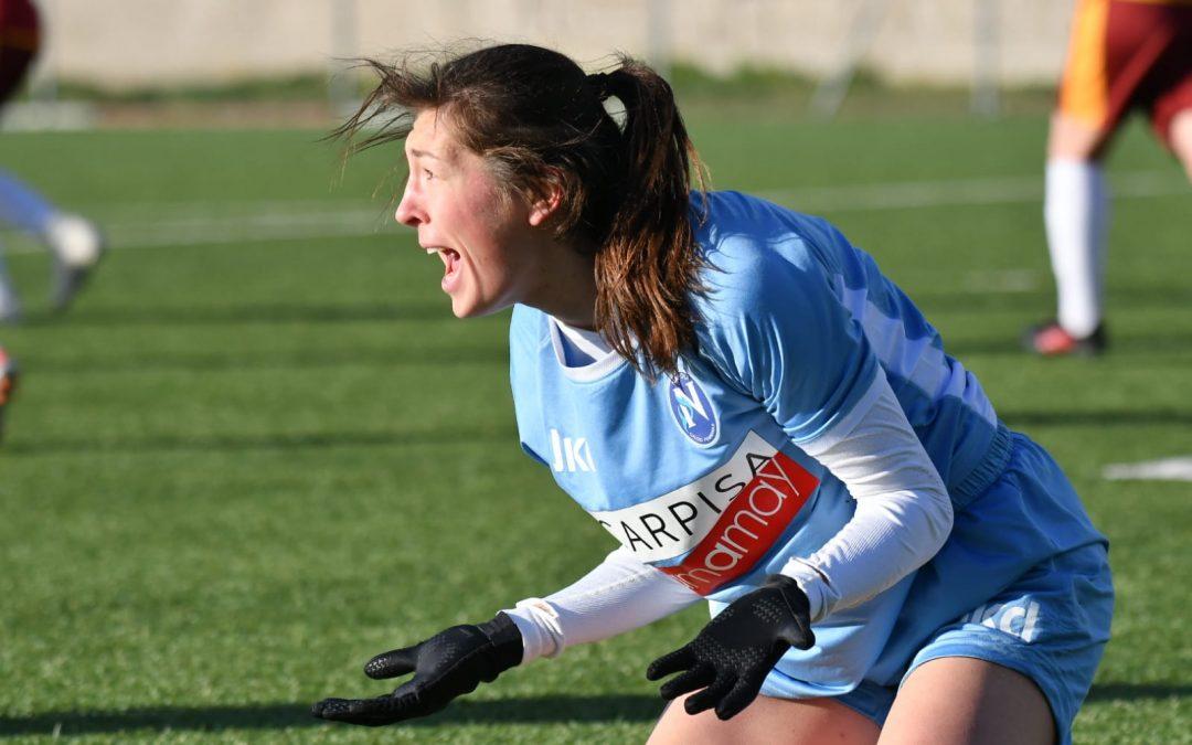 Napoli Femminile – Roma CF 3-3