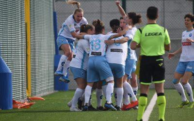 San Marino Academy – Napoli Femminile 1-3
