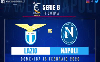 Anteprima Lazio Women – Napoli Femminile