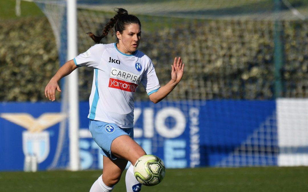 Perugia Femminile – Napoli Femminile 0-1