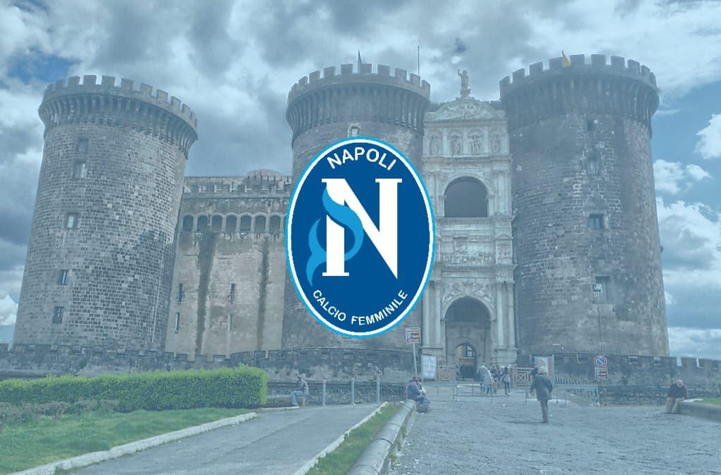 Presentazione del Napoli Femminile al Maschio Angioino