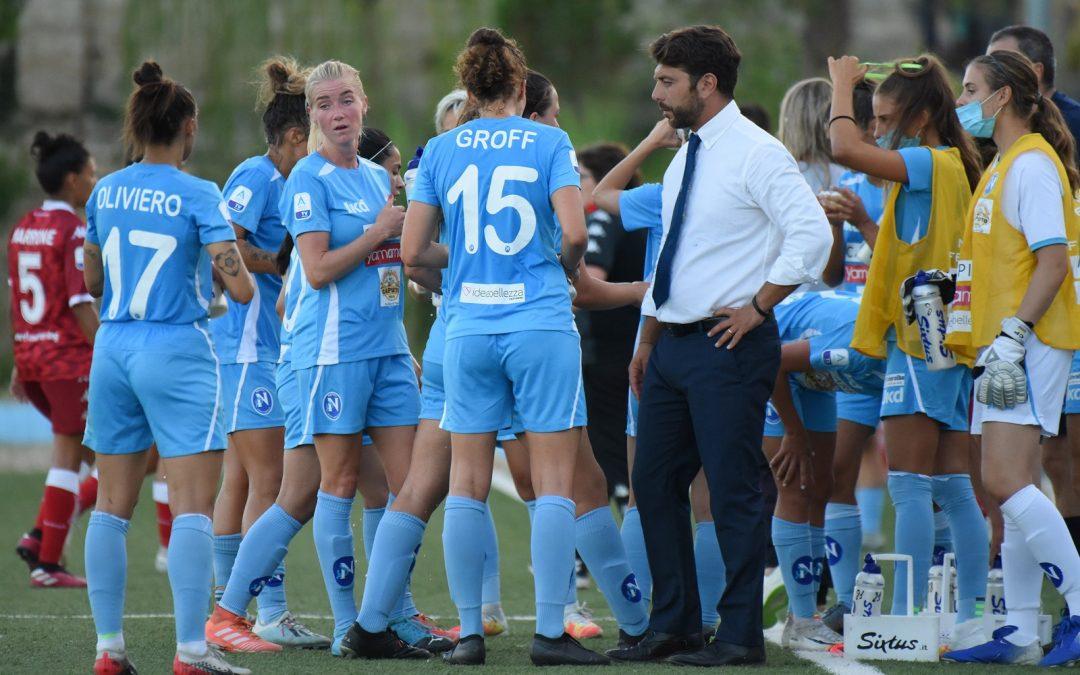 Match Preview • Napoli Femminile – Fiorentina