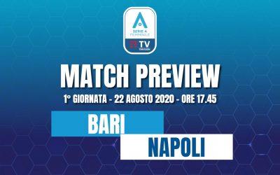 Match Preview • Pink Bari – Napoli Femminile