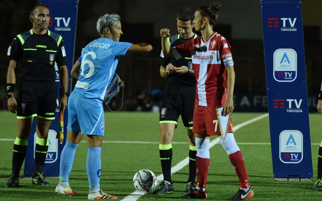 Napoli Femminile – Fiorentina 2-5