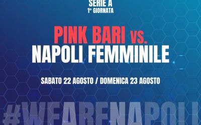 Calendario e prospettive: si inizia con il Pink Bari!