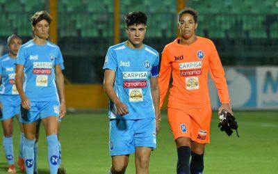 Sassuolo – Napoli Femminile 3-1