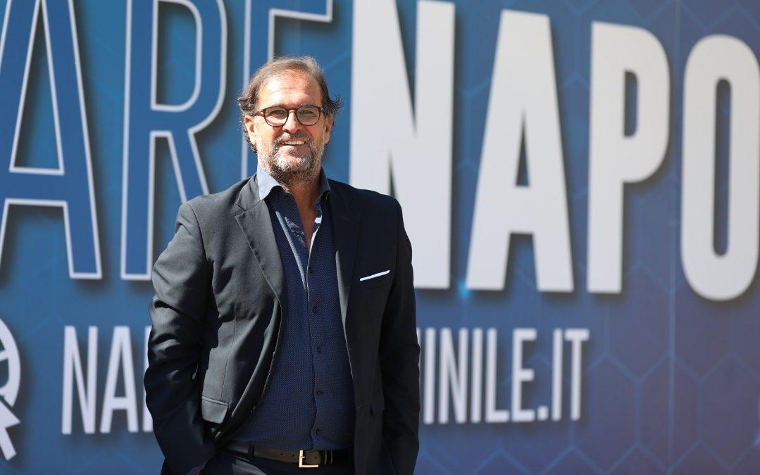 Nicola Crisano nuovo direttore generale del Napoli Femminile