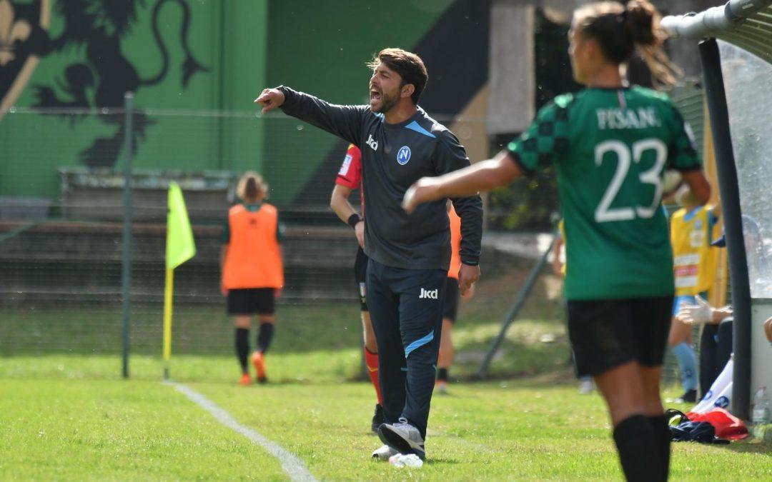 Florentia San Gimignano – Napoli Femminile 1-0