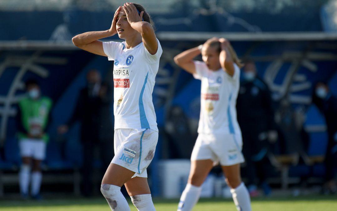 Empoli – Napoli Femminile 1-0