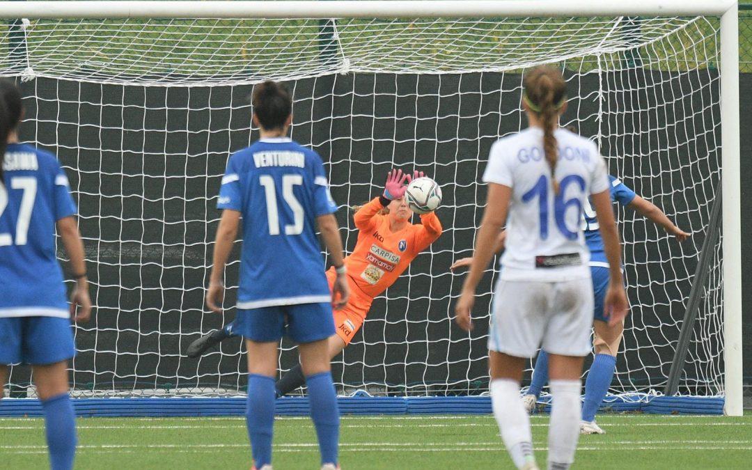 San Marino Academy – Napoli Femminile 0-0