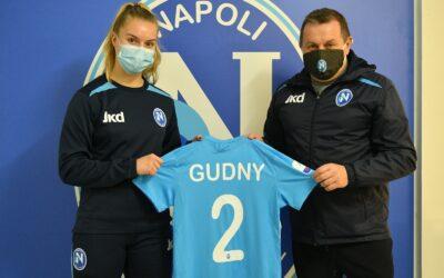 Guðný Árnadóttir è una nuova calciatrice del Napoli Femminile