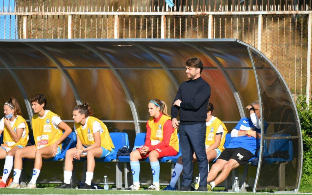 Napoli Femminile – Hellas Verona 1-2