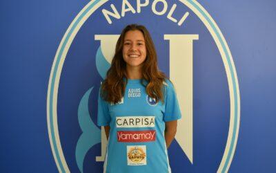 Martina Fusini in prestito dalla Fiorentina