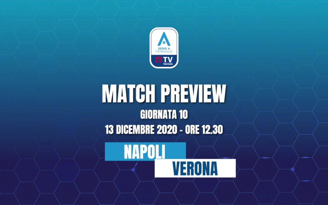 Napoli Femminile – Hellas Verona | MATCH PREVIEW