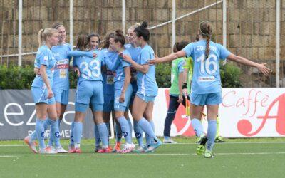 Napoli Femminile – Pink Bari 1-0