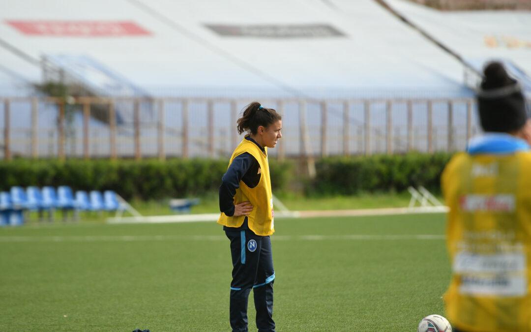 Beatrice Abati al Como Women, El Bastali in prestito alla Roma CF