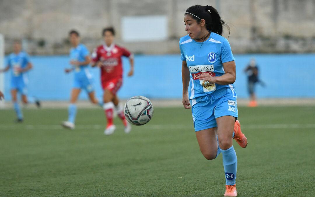 Ana Lucia Martinez alla Roma CF