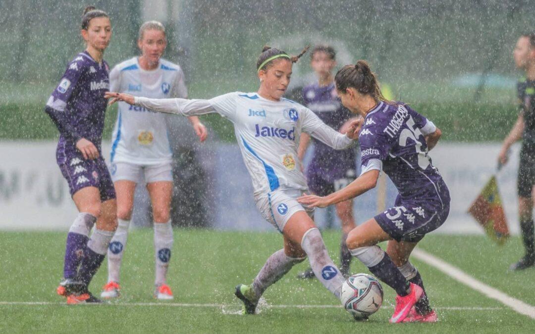 Fiorentina – Napoli Femminile 2-0