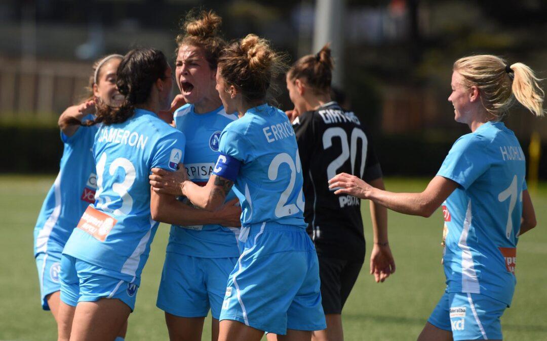 Napoli Femminile – Empoli 3-3