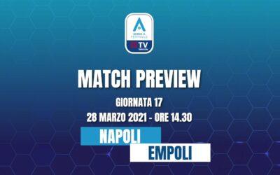Napoli Femminile – Empoli | MATCH PREVIEW
