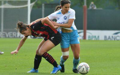 Milan – Napoli Femminile 4-0