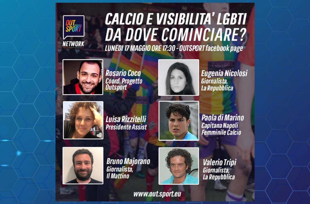 """""""Calcio e visibilità LGBTI: da dove cominciare?"""""""