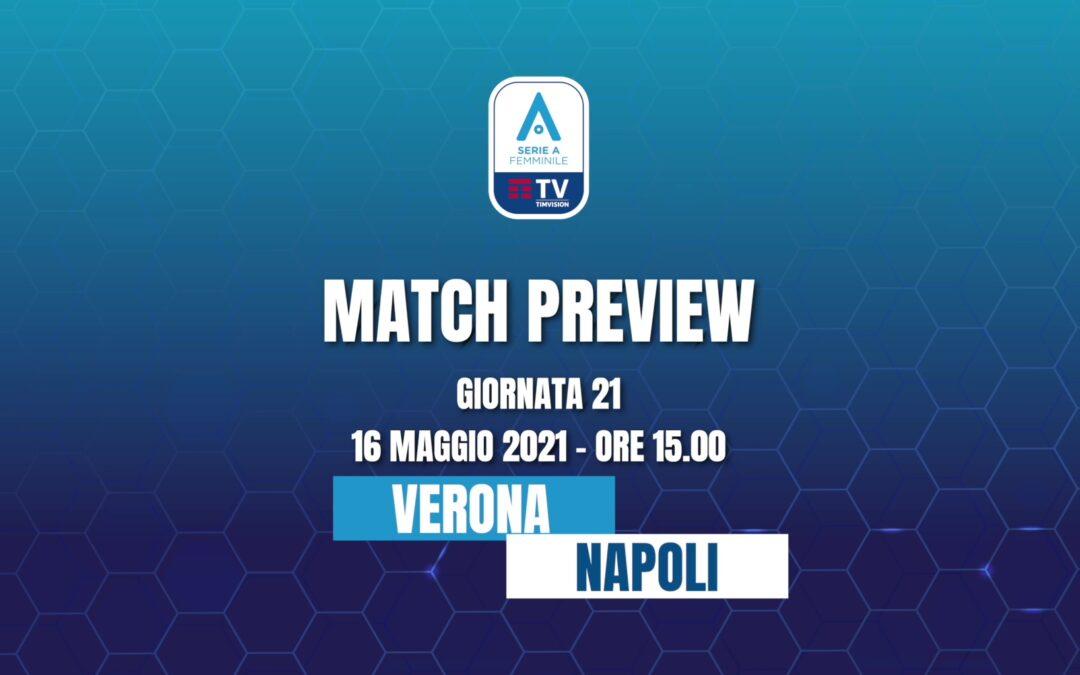 Hellas Verona – Napoli Femminile | MATCH PREVIEW