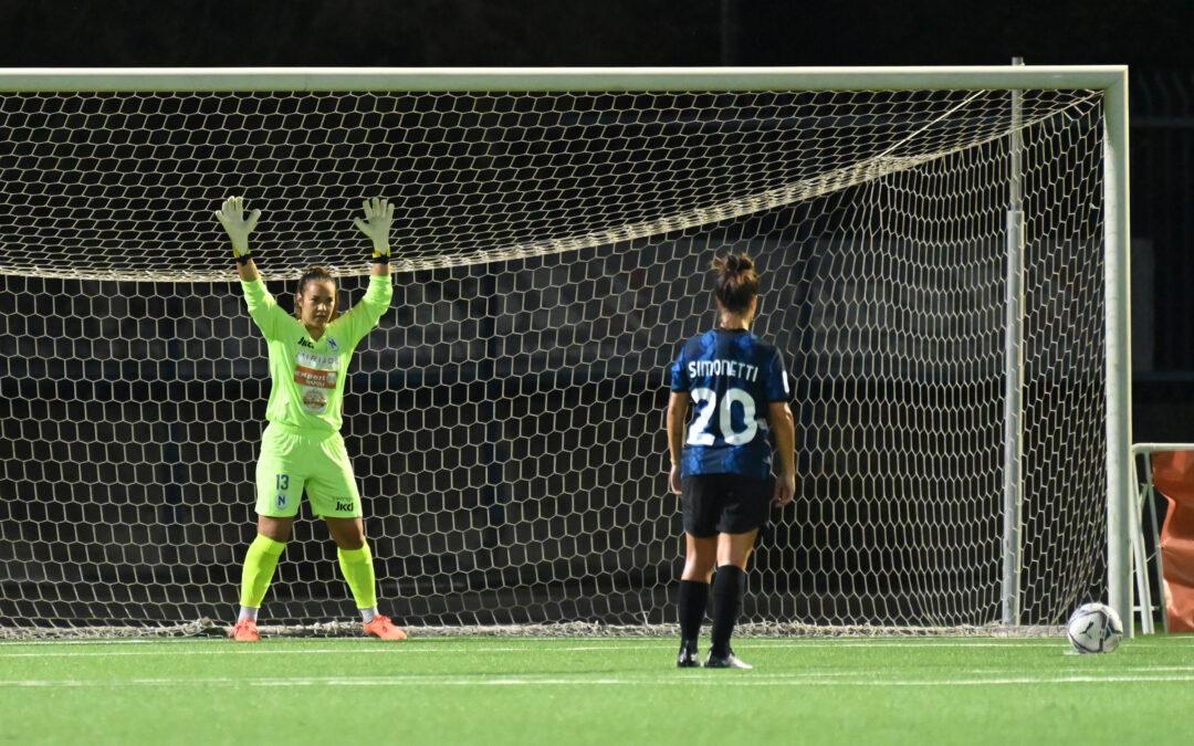 FOTOGALLERY   Napoli Femminile – Inter 0-3