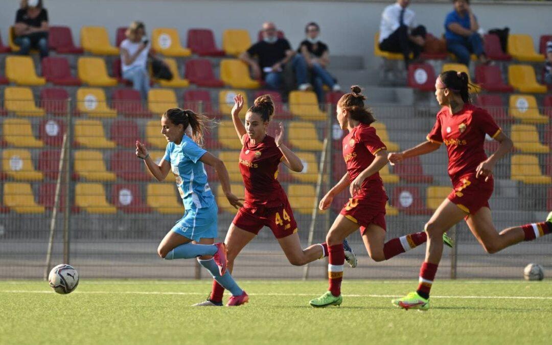 AS Roma – Napoli Femminile 4-1