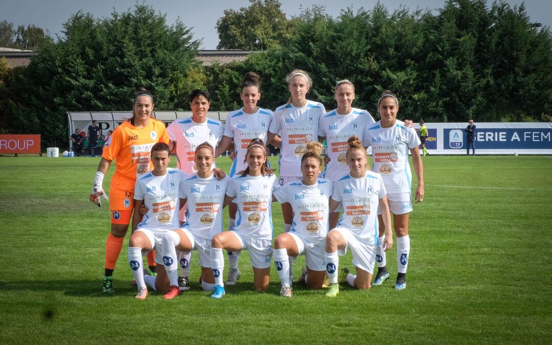Hellas Verona – Napoli Femminile 0-0