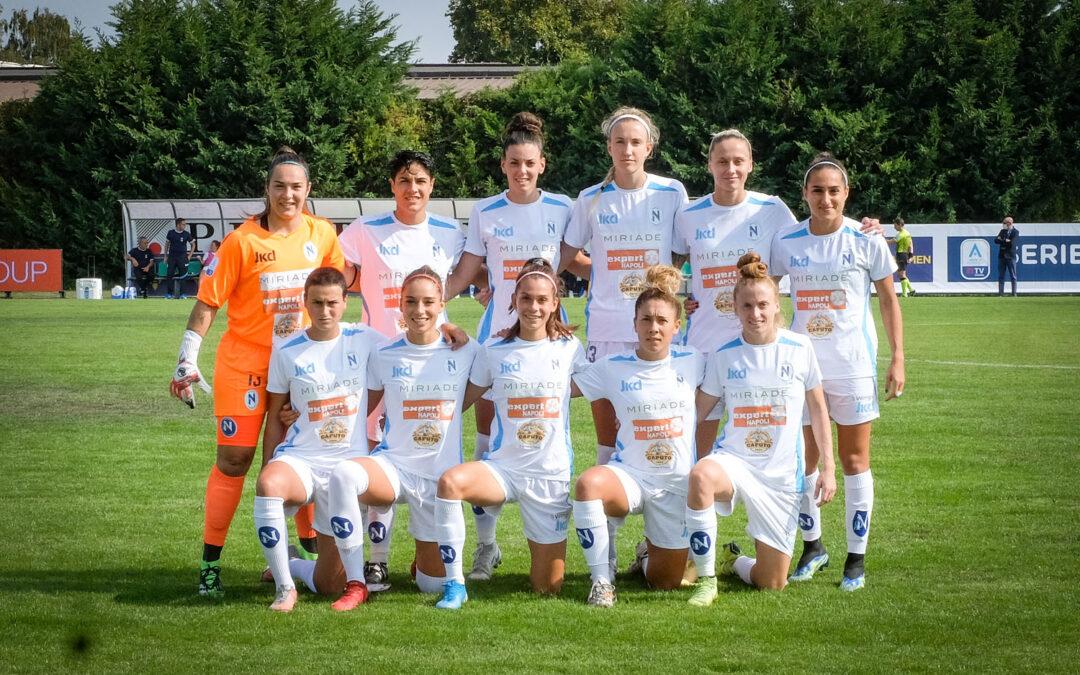 FOTOGALLERY   Hellas Verona – Napoli Femminile 0-0