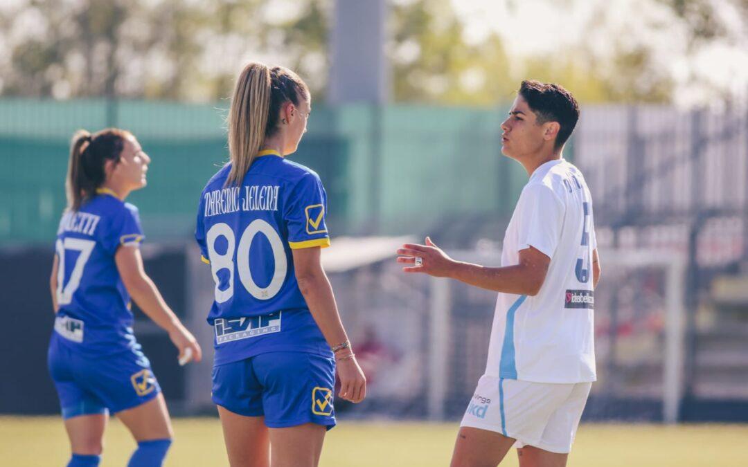 Chievo Verona – Napoli Femminile 1-1