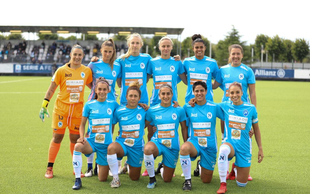 FOTOGALLERY   Juventus – Napoli Femminile 2-0