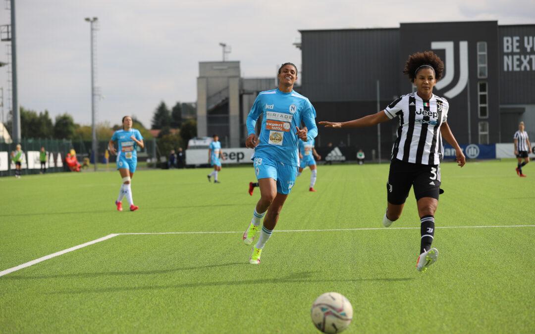Juventus – Napoli Femminile 2-0