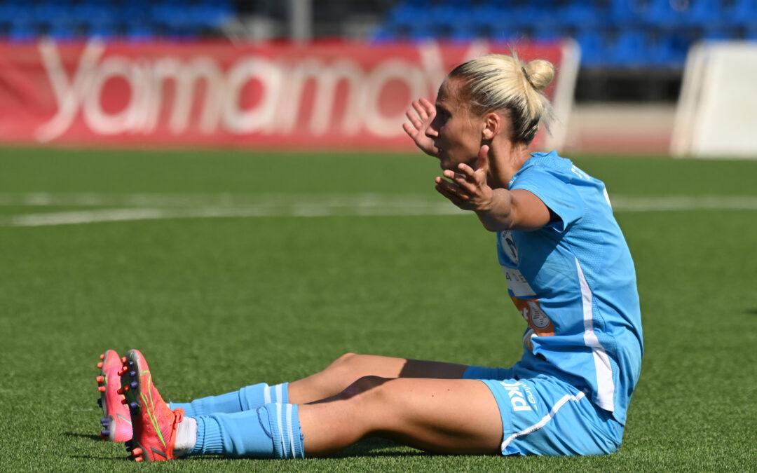 FOTOGALLERY   Napoli Femminile – Fiorentina 0-1